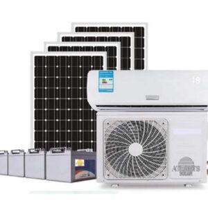 Aire a condicionado solar